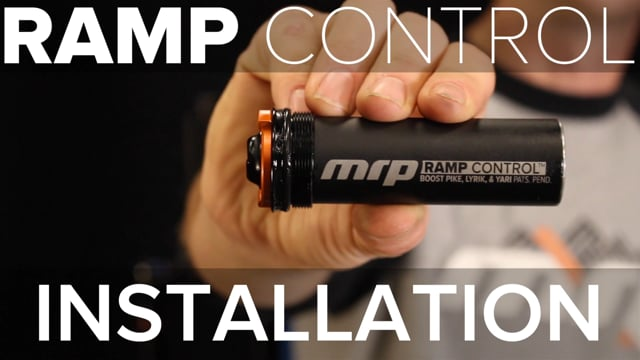 MRP Ramp Control Cartridge for RockShox Installation
