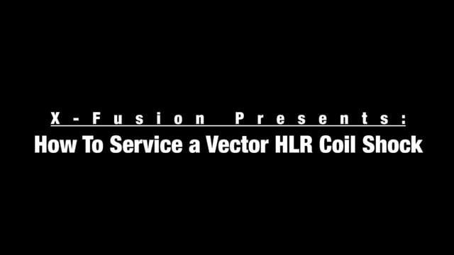 X-Fusion Vector Coil Service Video