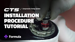 Formula CTS Installation tutorial