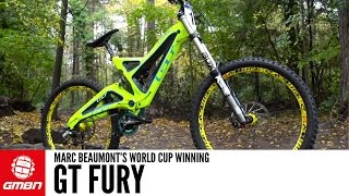 Marc Beaumont�s World Cup Winning GT Fury