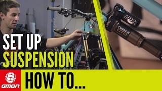 How to set up your mtb suspension