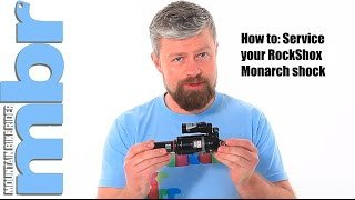 How to Service your RockShox Monarch Air Can