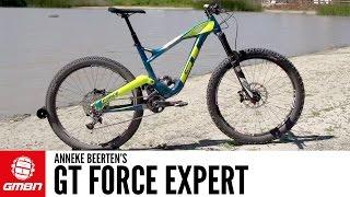 Anneke Beerten's GT Force Expert