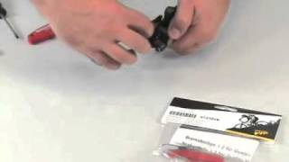 How to change MAGURA Gustav M brake pads