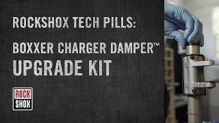 How to install rockshox boxxer charger damper